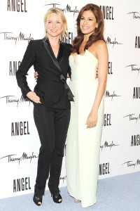 Eva Mendes Reveals Her New Campaign for Angel by Thierry Mugler - ARRIVALS